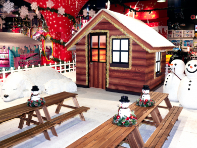 Christmas in Dubai 2019: Hamleys is transforming into a spectacular winter wonderland