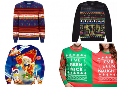 Christmas in Dubai 2019: 12 top Christmas jumpers