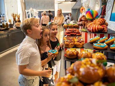 Brunch review: Familyfest at Caesars Resort, Bluewaters Island