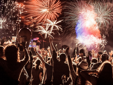 Ring in New Year's Eve with massive celebrations at Renaissance Downtown Hotel