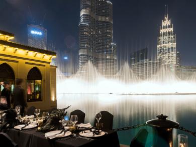 Palace Downtown Dubai reveals huge New Year's Eve celebrations