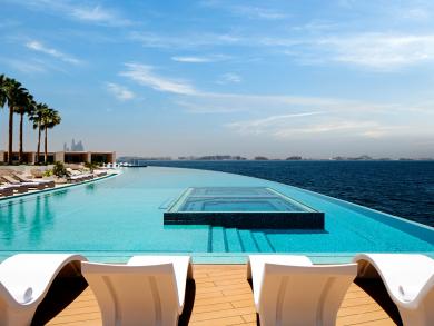 Dubai's Burj Al Arab Jumeirah launches new pool day deal