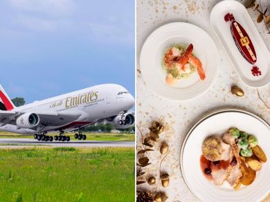 Dubai airline Emirates to serve 500,000 Christmas meals