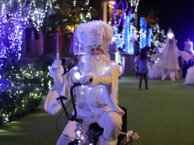 Christmas in Dubai 2019: Head to Santa's Island at Bluewaters