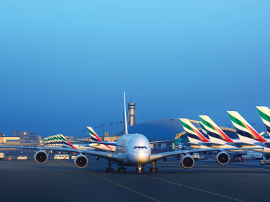 Nearly 300,000 Emirates passengers expected to travel from Dubai this Christmas