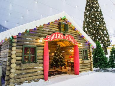Christmas in Dubai 2019: festive fun at Ski Dubai
