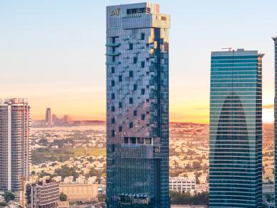 Taj Jumeirah Lakes Towers hotel opens in Dubai