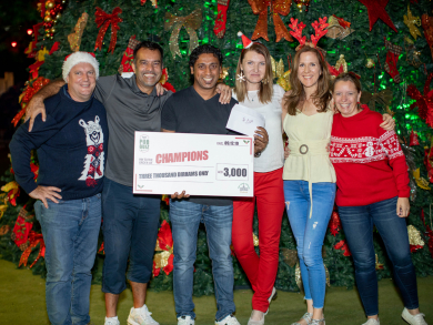 In pictures: Time Out Dubai's Big Fat Christmas Pub Quiz