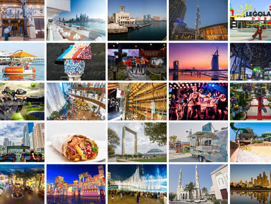 Best places to visit in Dubai: best attractions, activities, experiences and more