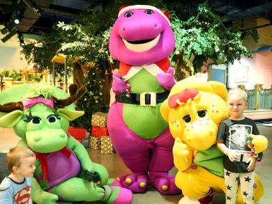 Mattel Play! Town is becoming a winter wonderland throughout December