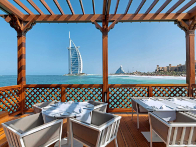 New Year's Day brunches in Dubai