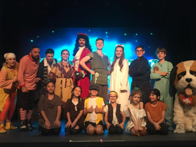 Reviewed: Peter Pan from Theatre by QE2