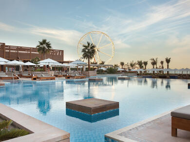 Christmas in Dubai: Watch The Grinch on the beach