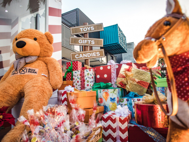 Gingerbread Land is coming to BoxPark Dubai