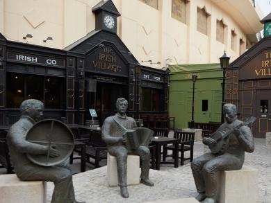 The Irish Village, Al Reef Bakery and Arabian Tea House to open at Expo 2020 Dubai