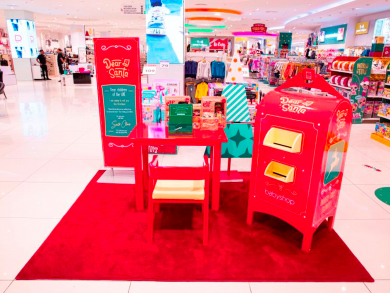 Christmas in the UAE 2019: Write your letter to Santa at Babyshop to win big