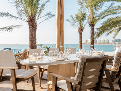 World-famous Nammos Beach Club to open in Dubai next week