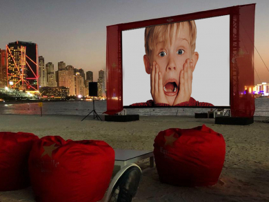 Christmas in Dubai 2019: Three festive movie nights out in Dubai this Christmas