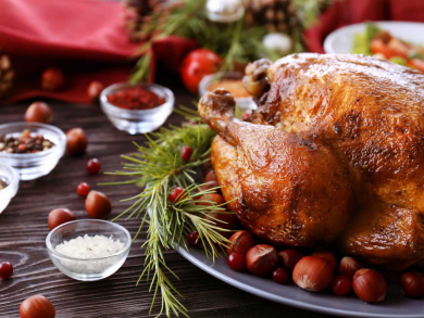 Top takeaway turkeys from Jumeirah this Christmas