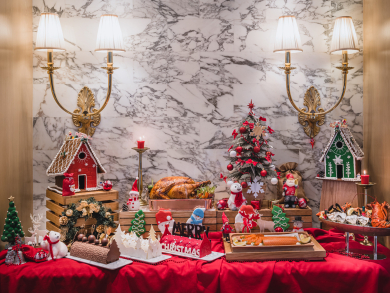 Enjoy a family Christmas feast at Dubai's Al Habtoor City