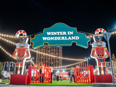 Christmas in Dubai 2019: Meet Santa Claus at City Centre Me'aisem