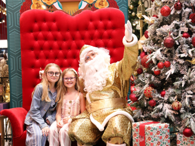 Christmas in Dubai 2019: Galeries Lafayette is getting festive