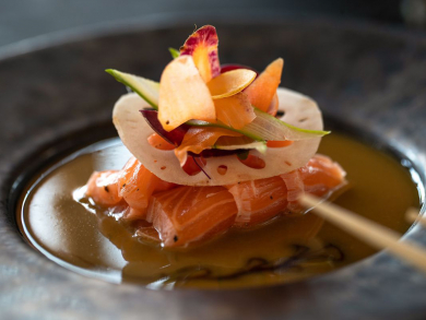 Enjoy a fine dining experience at KAYTO this New Year's Eve