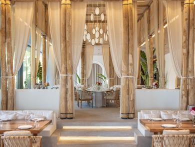 First Look: World-famous beach club Nammos now open in Dubai