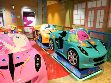 Mattel Play! Town has launched two brand-new attractions