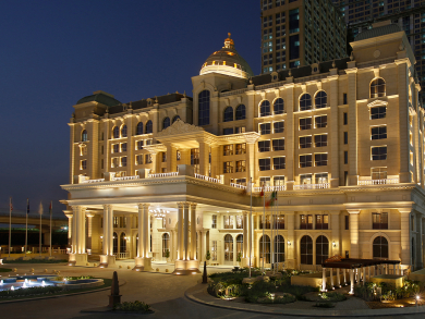 New Year's Eve in Dubai: Al Habtoor City is hosting four New Year's Eve feasts