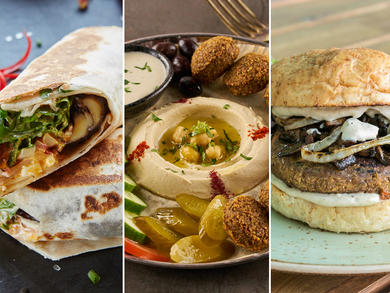 Vegan in Dubai: Dubai's best vegan delivery food 2020