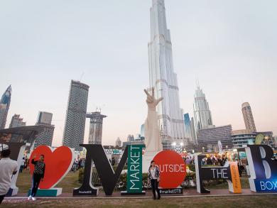 Dubai Shopping Festival 2020: Market Outside The Box returns in a big way