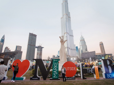 Dubai Shopping Festival 2020: Market Outside The Box returns in a big way
