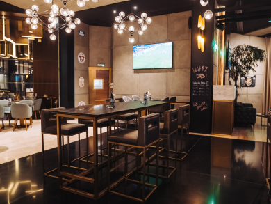 Brand-new sports bar Nelson's to open in Dubai in January