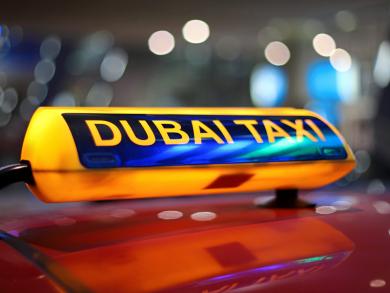 Dubai Taxi passes massive one billion passenger milestone