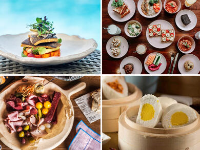 Friday restaurant deals and offers in Dubai 2020