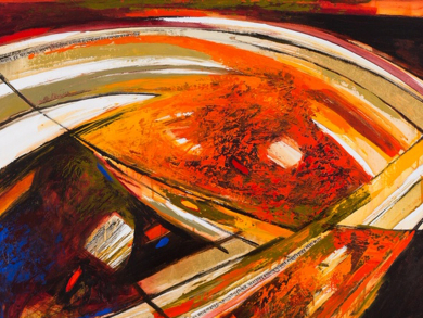 Acclaimed Indian abstract artist to host special painting exhibition in Dubai