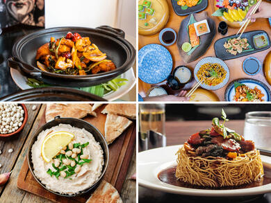 Tuesday restaurant deals and offers in Dubai 2020