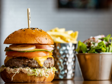 Get two-for-one burgers at Dubai's Burger & Lobster every Saturday