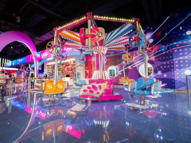 A brand-new Fabyland has opened on Dubai's Palm Jumeirah