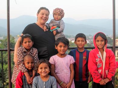 Multi-award-winning philanthropist Maggie Doyne is coming to Dubai
