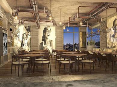 Brand-new Californian restaurant opens at Paramount Hotel Dubai