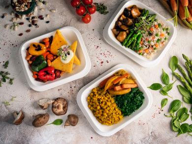 Dubai's Emirates celebrates Veganuary by adding vegan options to its in-flight menus