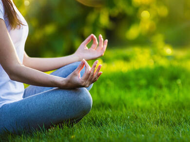 Enjoy free yoga in Dubai every Friday this month