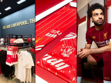 First-ever Liverpool FC store now open in Dubai