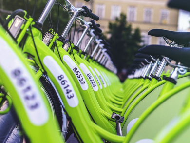 Careem bike-sharing docking stations now in Dubai