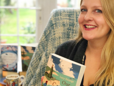 Emirates Festival of Literature 2019: Meet Lucy Strange