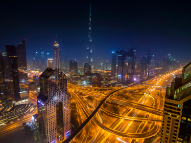 Take on Rove Hotel's free night photo-walk tours and win a DX Nikon DSLR camera