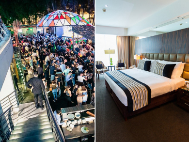McGettigan's JLT launches brunch and stay offer