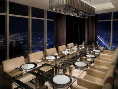 Seven UAE restaurants with stunning views